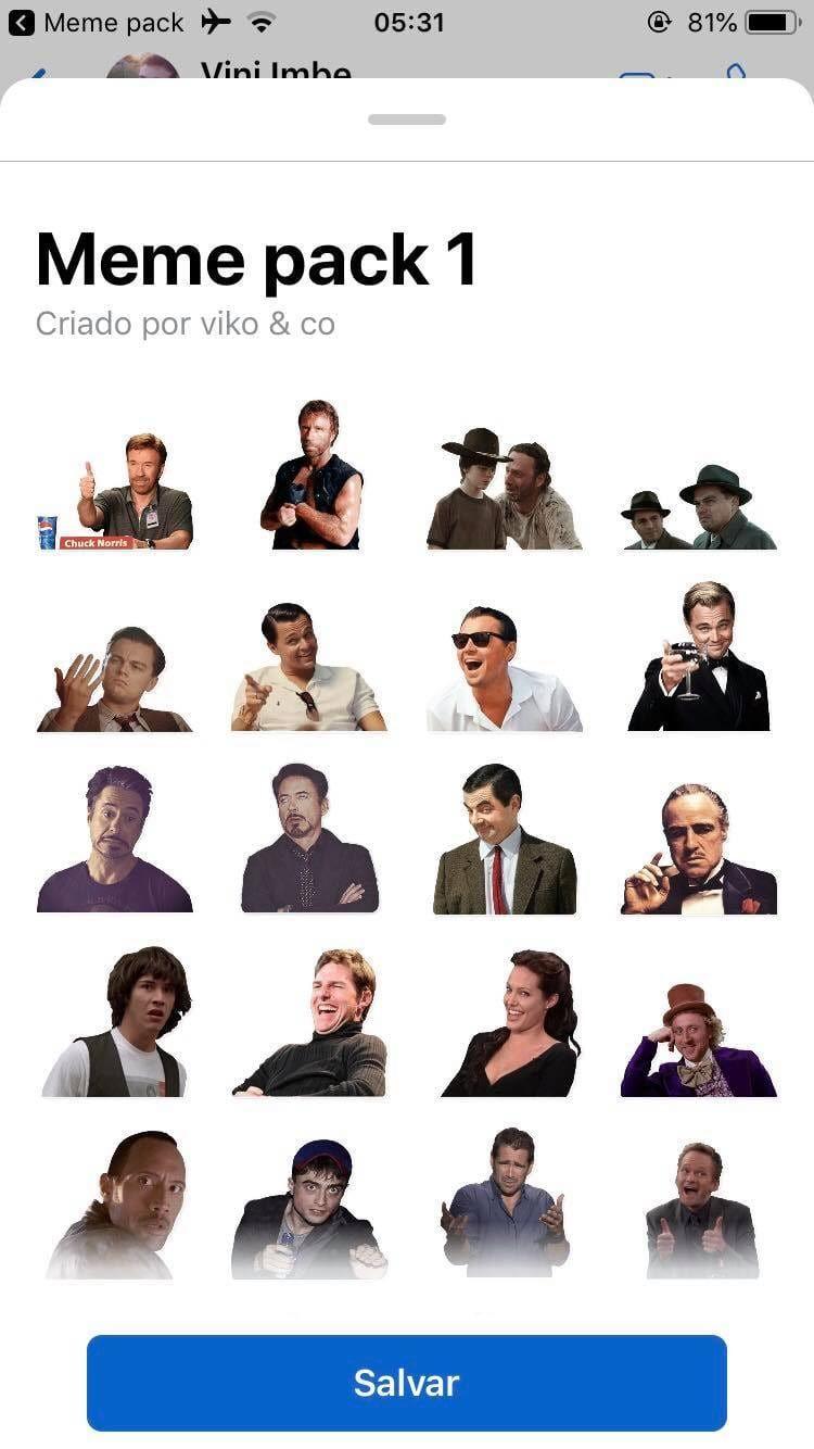 Como Baixar Figurinhas Para Whatsapp Stickers Diferentes Em 2020 Figurinhas Stickers Aplicativos