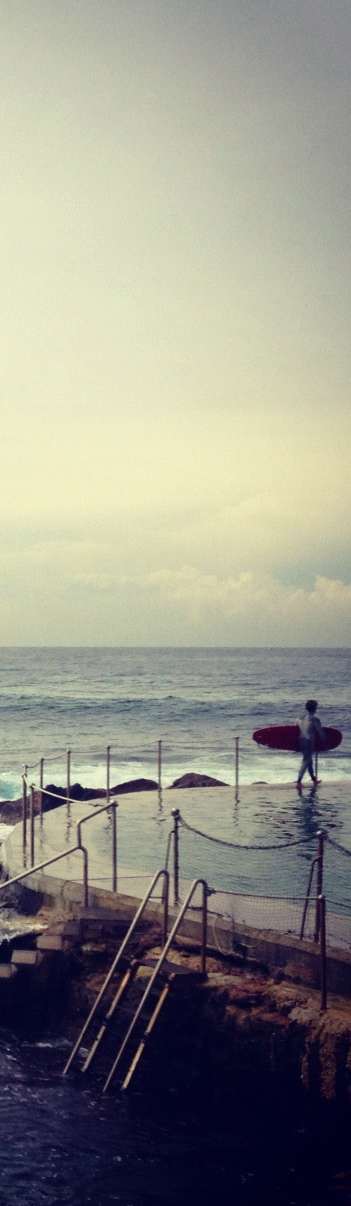 Surfer, pool, waves♥