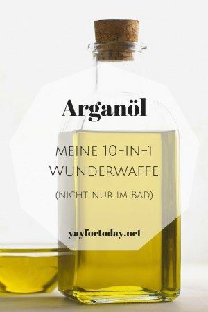 Photo of Argan oil – my 10-in-1 wonder weapon Yay For Today