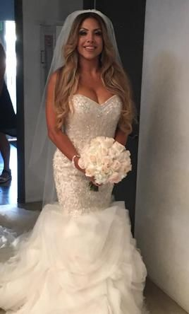 Fiore Couture Custom Made 1499 Size 8