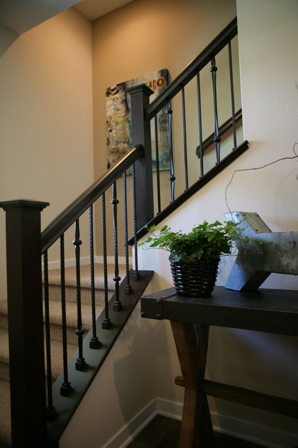 Best Wrought Iron Stair Newel Stair System With 400 x 300