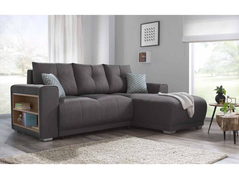 Canape D Angle Convertible Etagere Lisbona Living Room Furniture Furniture Living Furniture