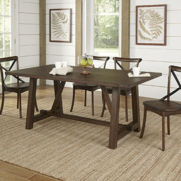 Romney Rectangular Dining Table  Furniture And Small Projects Endearing Small Rectangular Kitchen Table Design Inspiration