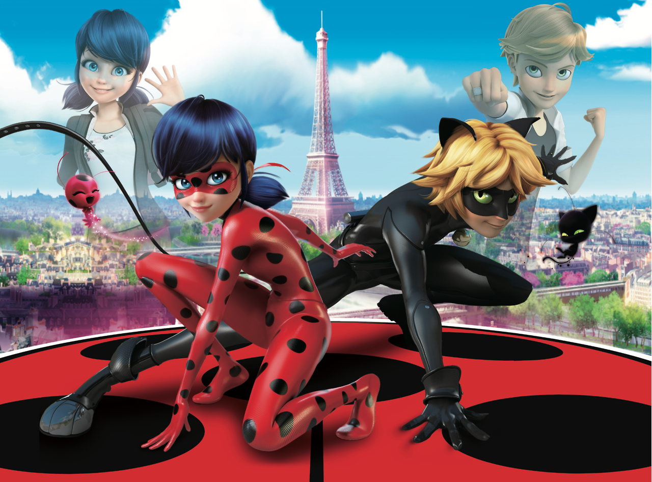 Miraculous Tales Of Ladybug Cat Noir Happy Friday From Our Favorite Super D Miraculous Ladybug Anime Miraculous Ladybug Wallpaper Miraculous Ladybug Comic