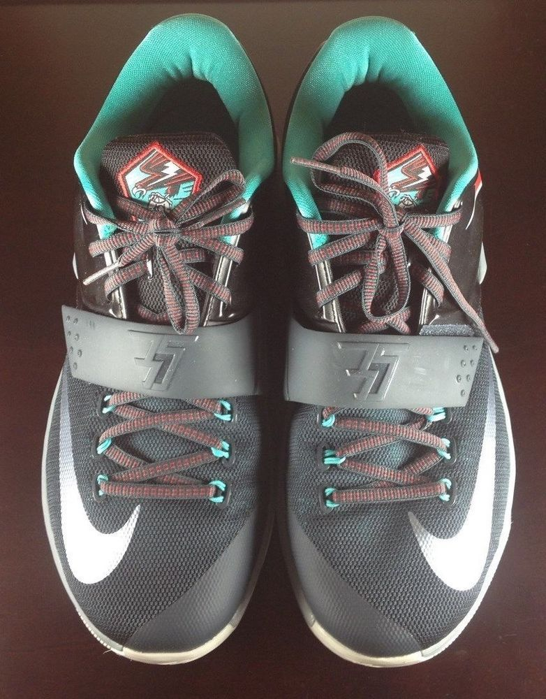 cheap for discount df880 0a81f Nike Men s KD VII Thunderbolt Basketball Shoes - Size 10.5  fashion   clothing  shoes  accessories  mensshoes  athleticshoes (ebay link)