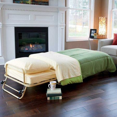 Ottoman Bed - an ottoman by day and a guest bed by night | For the ...