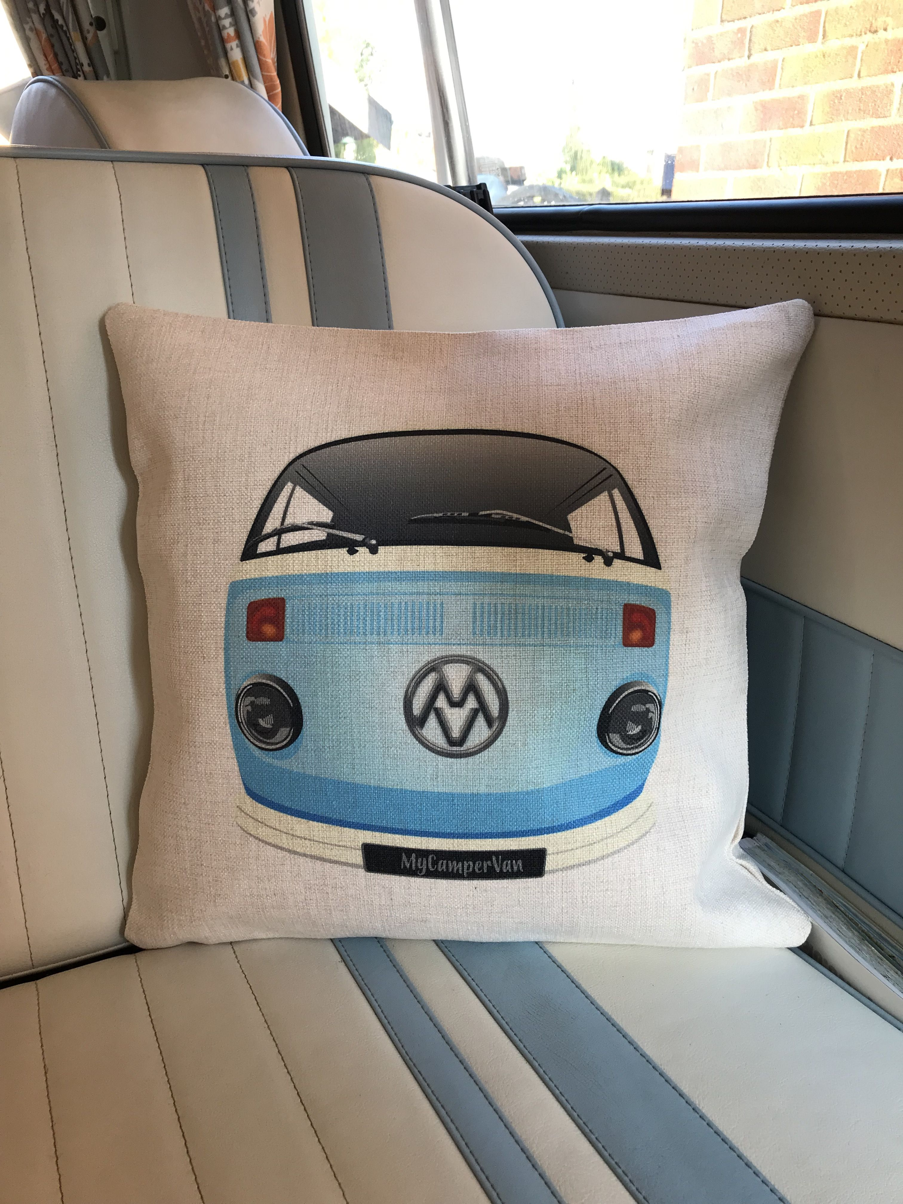 Brighten Up Your Camper Van Interior With This Fun Late Bay