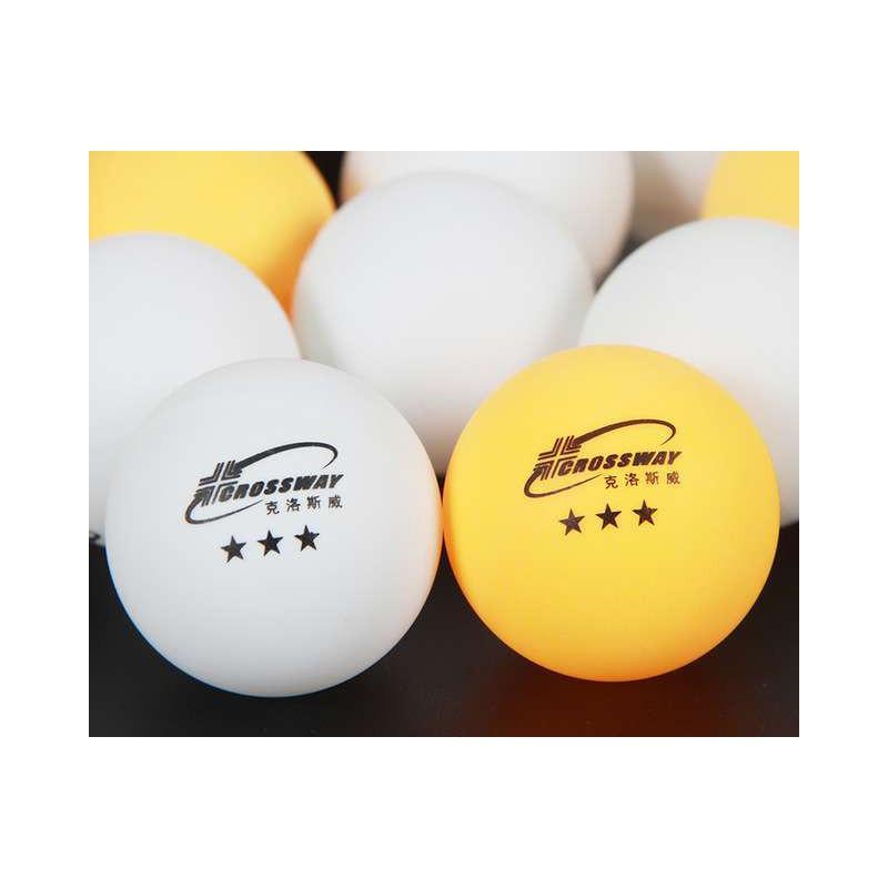 Crossway 6pcs Box Professional Table Tennis Ball 40mm Diameter 2 7g 3 Star Ping Pong Ball For Competition Training Low In 2020 Table Tennis Tennis Ball Ping Pong Balls