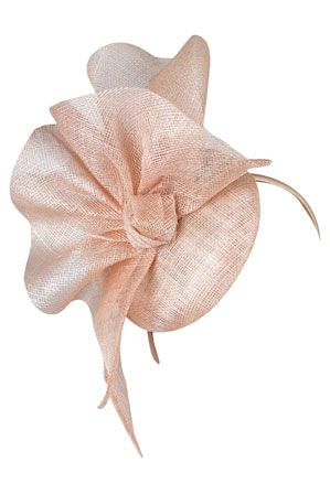 Morgan & Taylor - Stella sin beret with sin ruffle & front knot