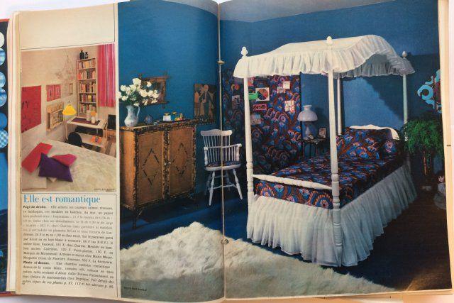 Années yéyé  nos plus belles images de la déco sixties Marie claire