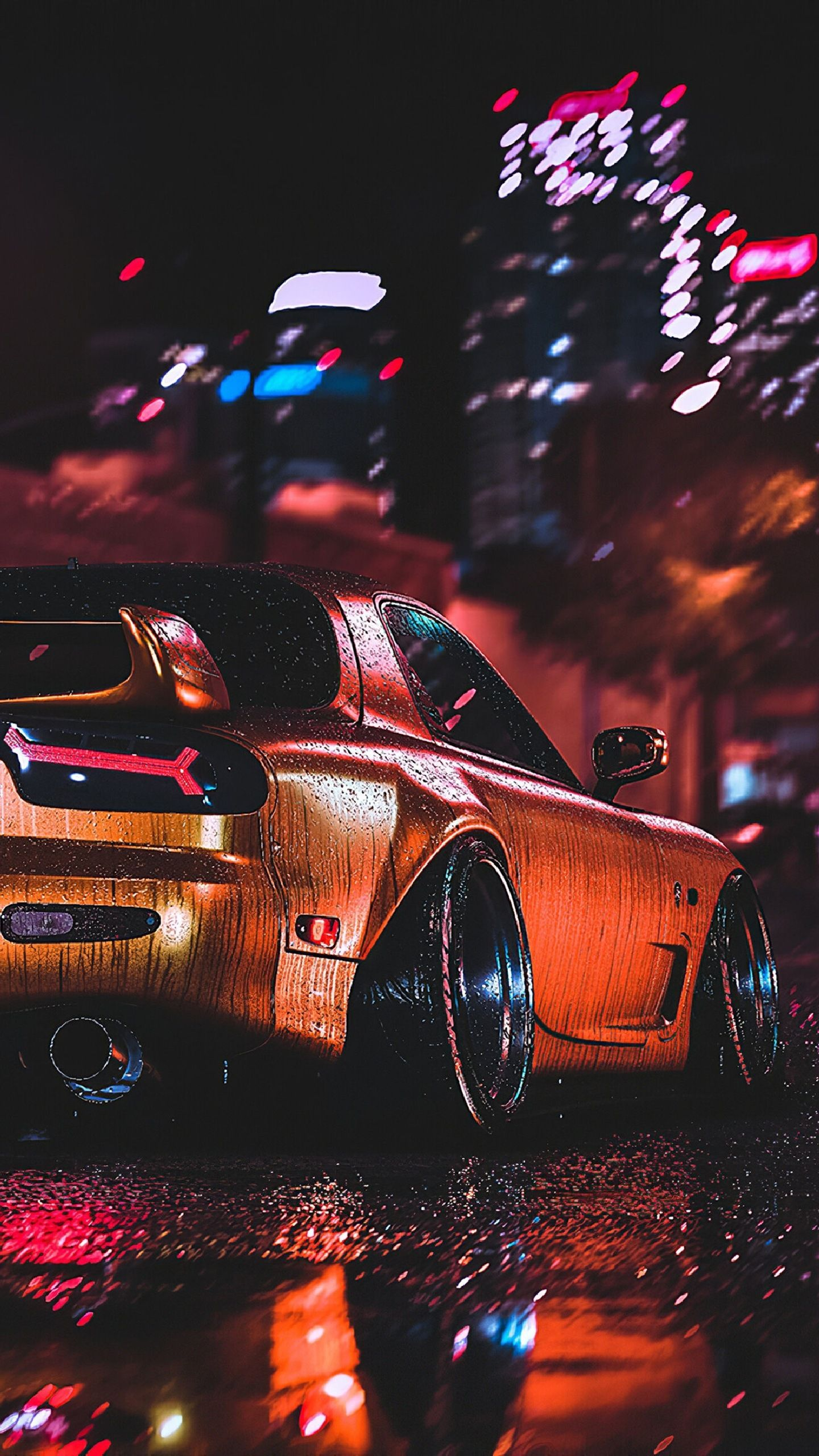 How to wallpaper a door. Cars Mobile Uhd 2k Wallpapers 1440x2560 078 In 2021 New Car Wallpaper Best Jdm Cars Sports Car Wallpaper