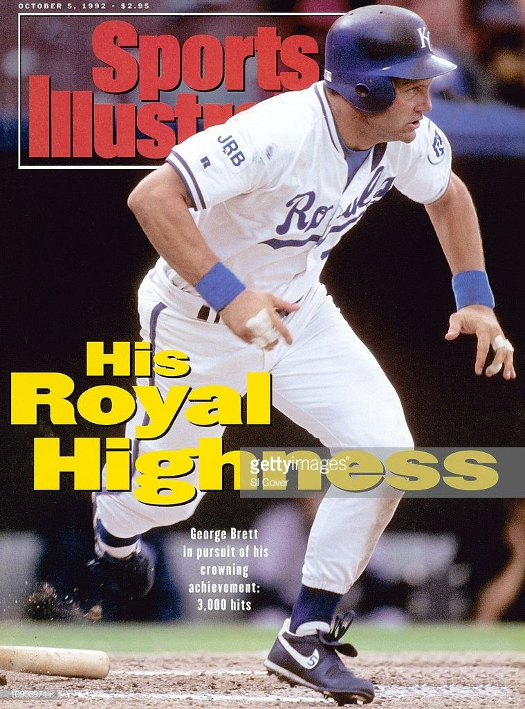 Pin By Aaron Taylor On G O A T George Brett Sports Illustrated Covers Sports Illustrated
