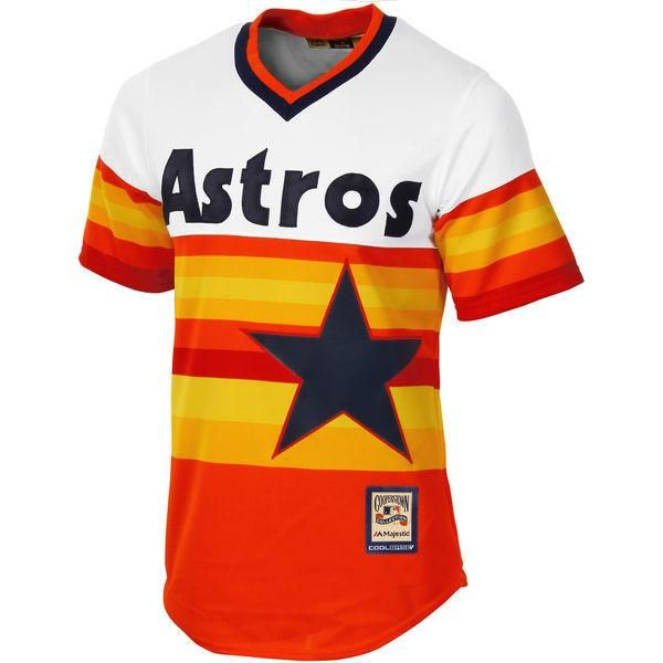 wholesale dealer f214c 53b32 Houston Astros Retro, Orange,White and Black Jerseys ...