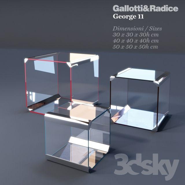 Gallotti & Radice George 11