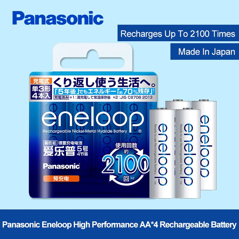 Panasonic High Performance Aa Made In Japan Ni Mh Pre Charged Rechargeable Battery Click Visit To Buy From Aliexpr Panasonic Rechargeable Batteries Toy Camera