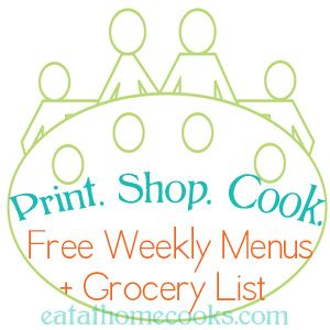 menus menu freezer and meals