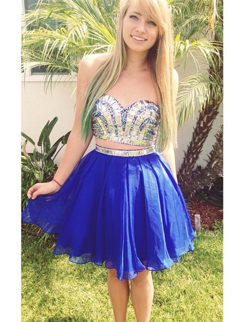 Vine star selfiec wears alyce paris homecoming dress homecoming