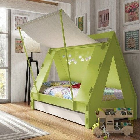 Image Result For Diy Teepee Toddler Bed Bed Tent