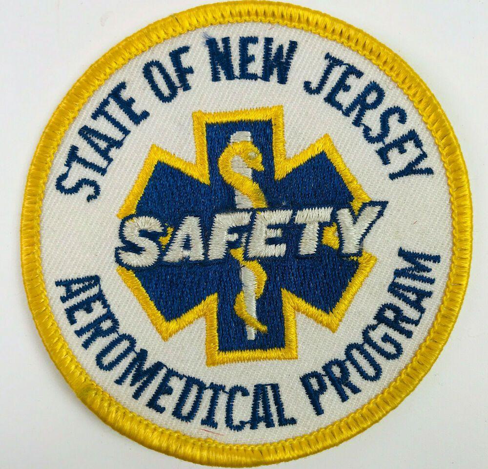 Aeromedical program new jersey emergency medical services