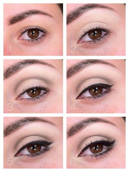 Natural Look Makeup Tutorial Makeupnailshair Pinterest