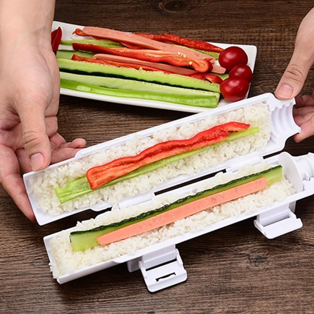 Sushi Roll Mold DIY Sushi Roller Tool diy Sushi Kit Kitchen Cooking Gadgets New