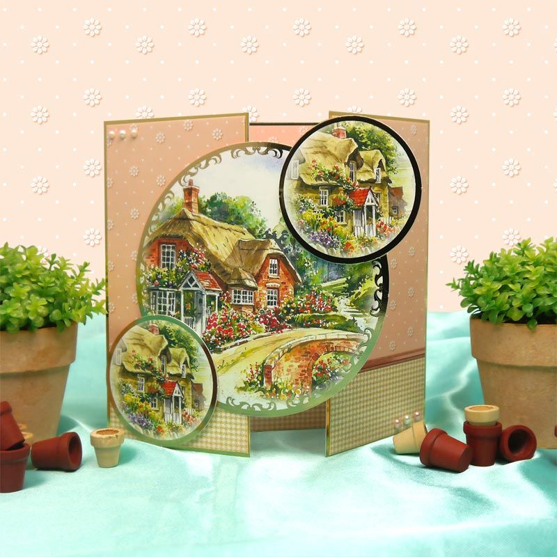 Country Lanes by Hunkydory Crafts