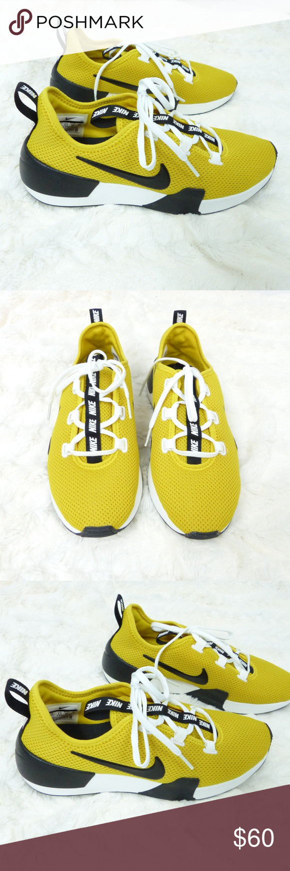 nike ashin modern yellow