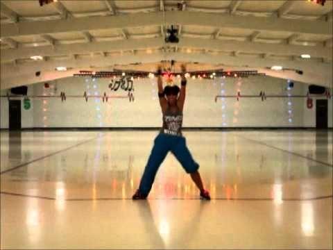 """ZUMBA~""""Drop It Low"""" by Kat Deluna"""