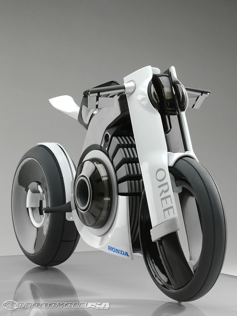 honda oree electric motorcycle concept | cool bikes | pinterest