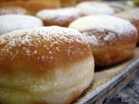 krapfen | Beignets, Biscotti, Muffins