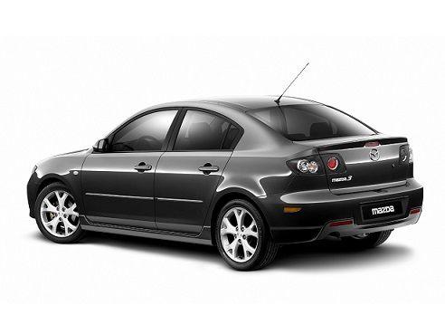 Mazda 3 Sport Sedan (2006 – 2009).
