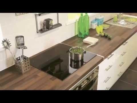 comment poser un plan de travail leroy merlin opale. Black Bedroom Furniture Sets. Home Design Ideas