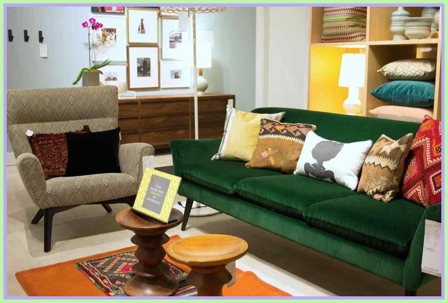 61 Reference Of Living Room Ideas Green Couch Living Room Ideas Olive Green Green Sofa Green Sofa Living