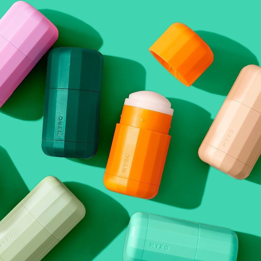 Myro a ecofriendly deodorant subscription because being