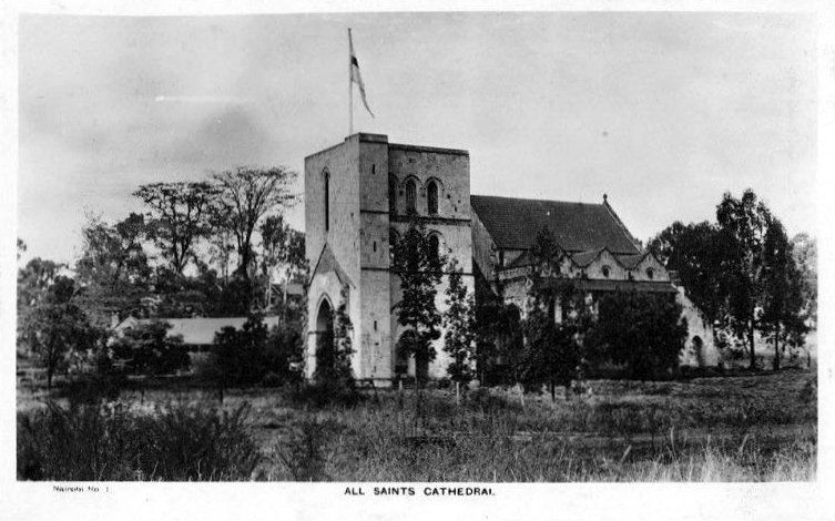 Image result for all saints cathedral nairobi