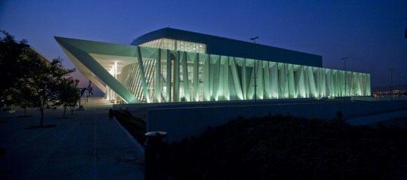 Los espacios culturales de teodoro gonz lez de le n for Buscador de arquitectura