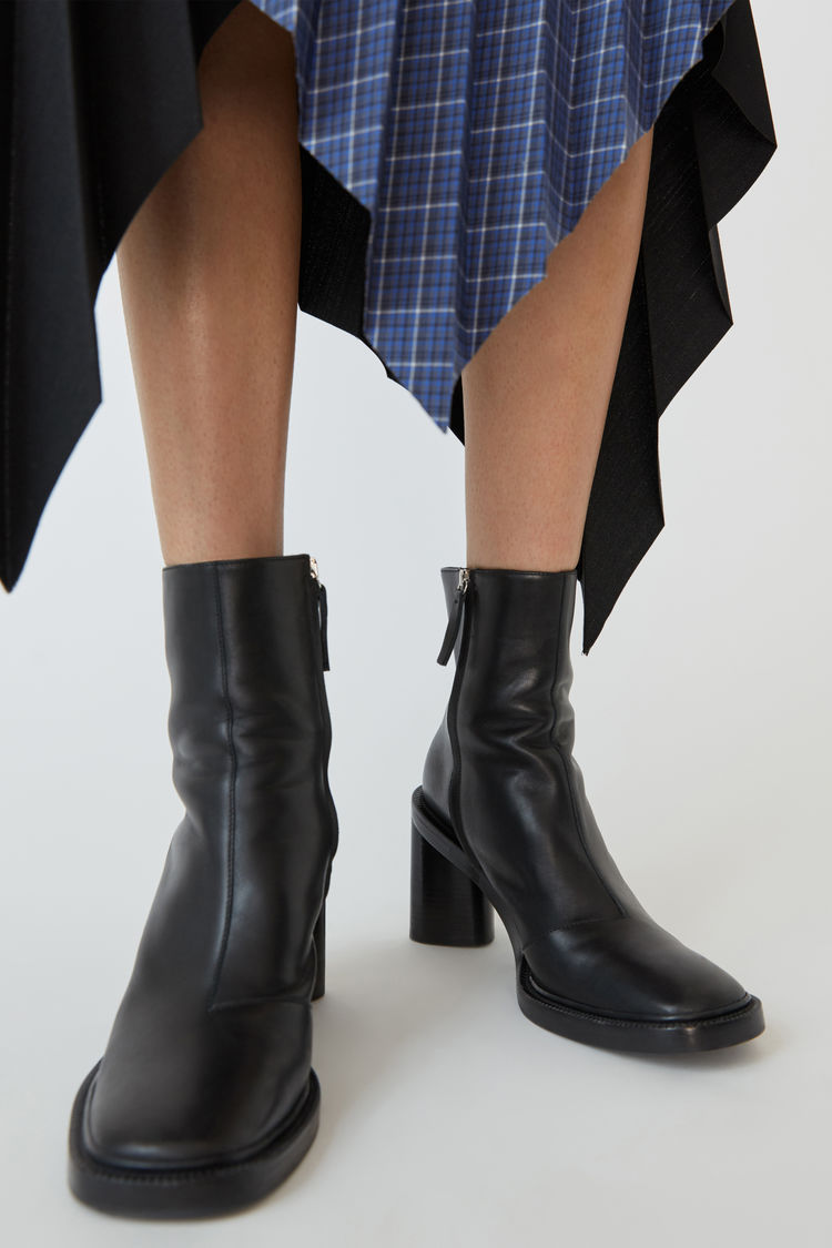 Acne Studios - Branded ankle boots
