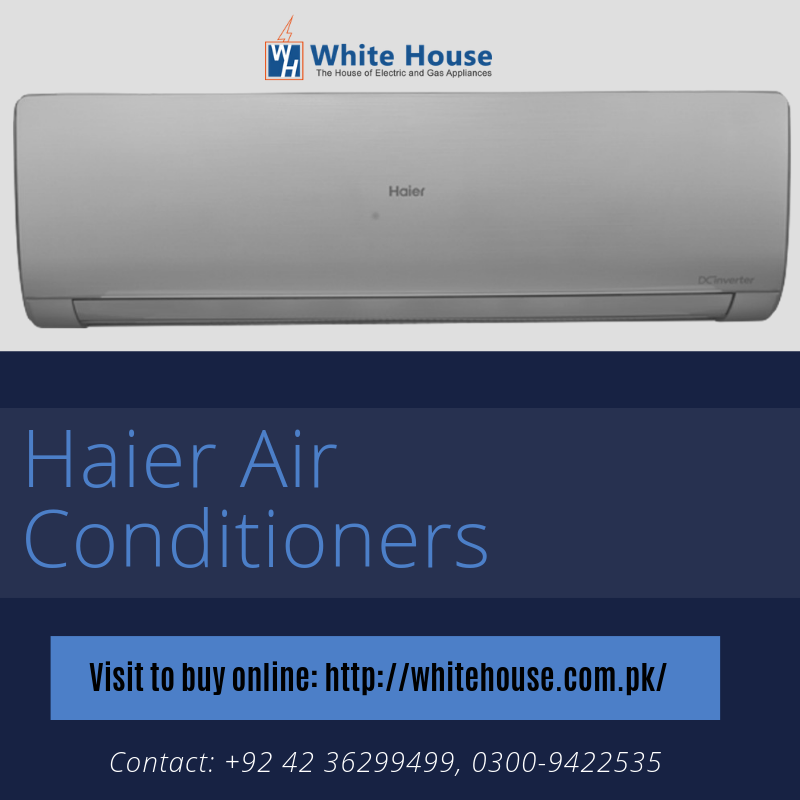 Haier Air Conditioners Air conditioner heater, Air