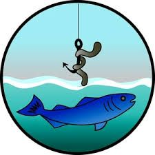 image result for free fishing clipart pictures felt ornaments rh pinterest co uk Fish Clip Art School of Fish Clip Art