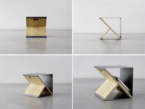 Delightful Seven Portable Furniture Units For Compact Urban Apartments