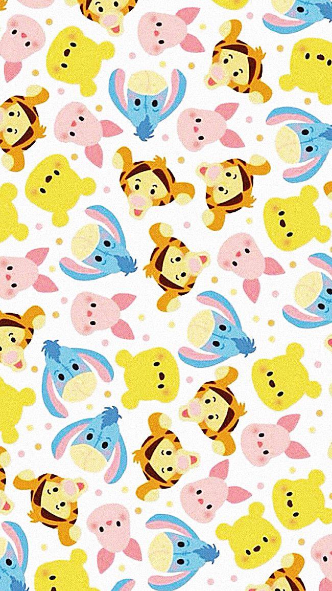 Cartoon Design Pattern Cute Background Cute Disney Wallpaper Wallpaper Iphone Disney Disney Phone Wallpaper