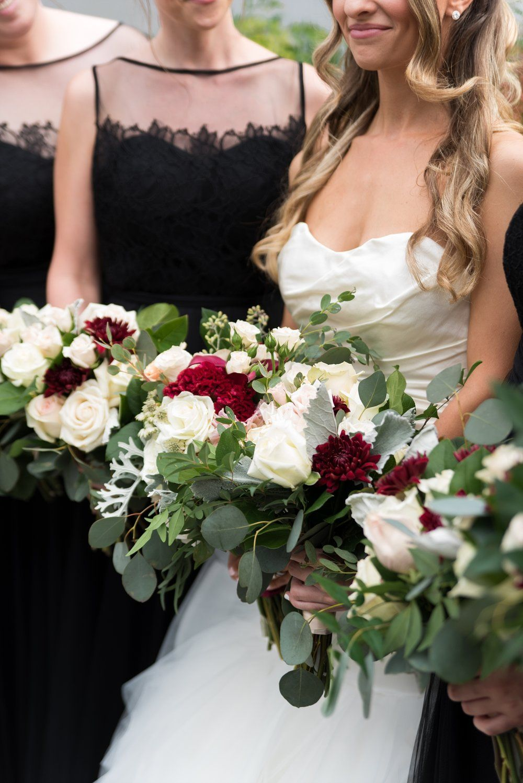 Stephanie u eddie black tie wedding at the sheraton virginia beach