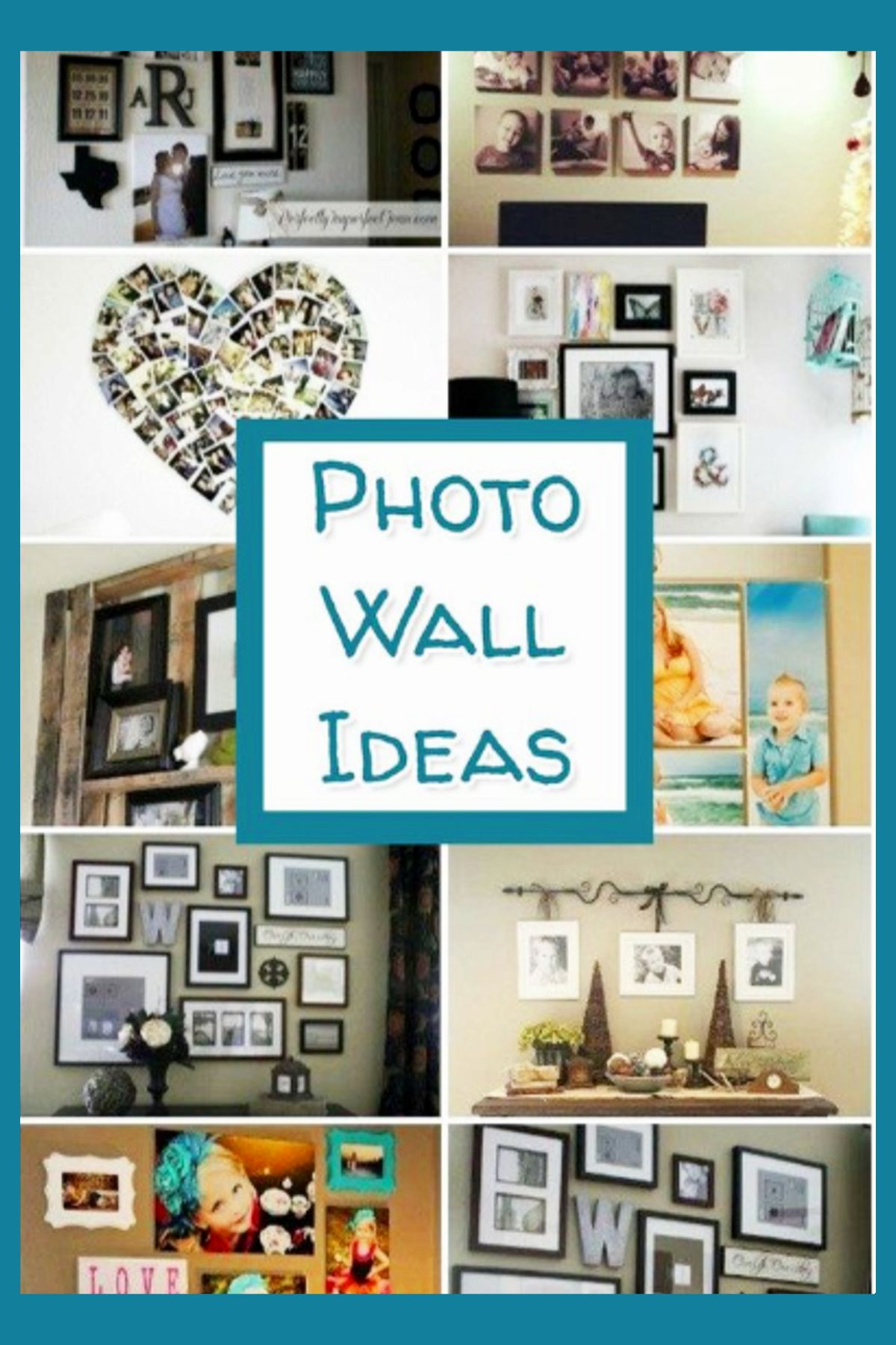 Photo Wall Ideas 37 Picture Gallery Wall Layout Ideas For The Perfect Family Photograph Accent Wall Diy Gallery Wall Gallery Wall Layout Gallery Wall