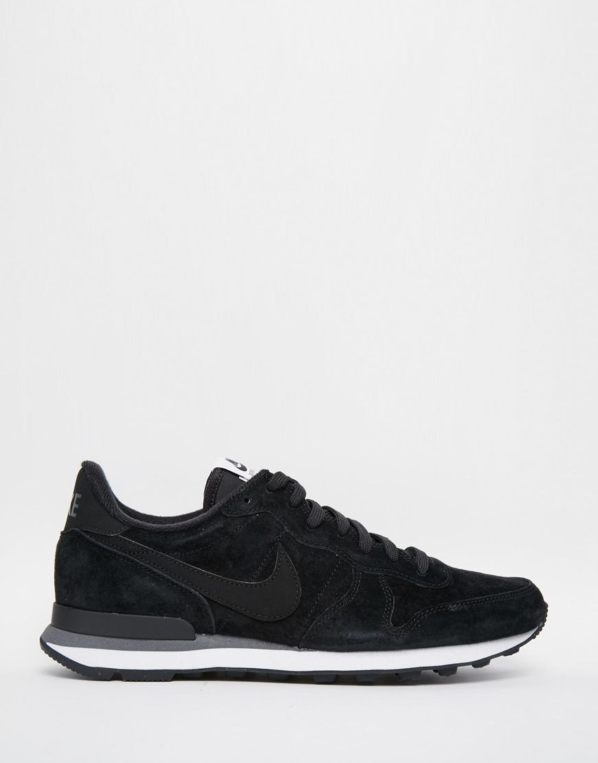 huge discount 89cca 6eaa9 Ndsh Immagine 2 di Nike    Sneakers in pelle 631755-010 -  Internazionalista. Image 2 of Nike Internationalist Leather ...