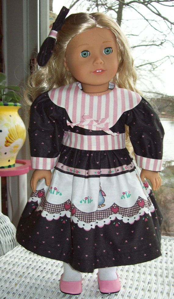 Fits 18 inch doll or American Girl doll. Daisy por ASewSewShop ...