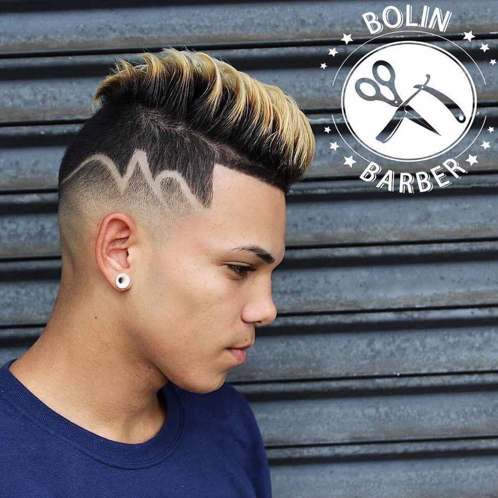 Best boy hair color  best menus hairstyles  new haircut ideas  faded hair