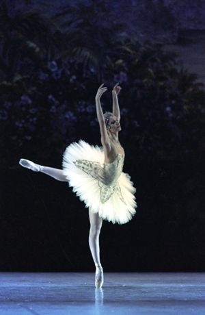Ballet dancer, Paris Opera