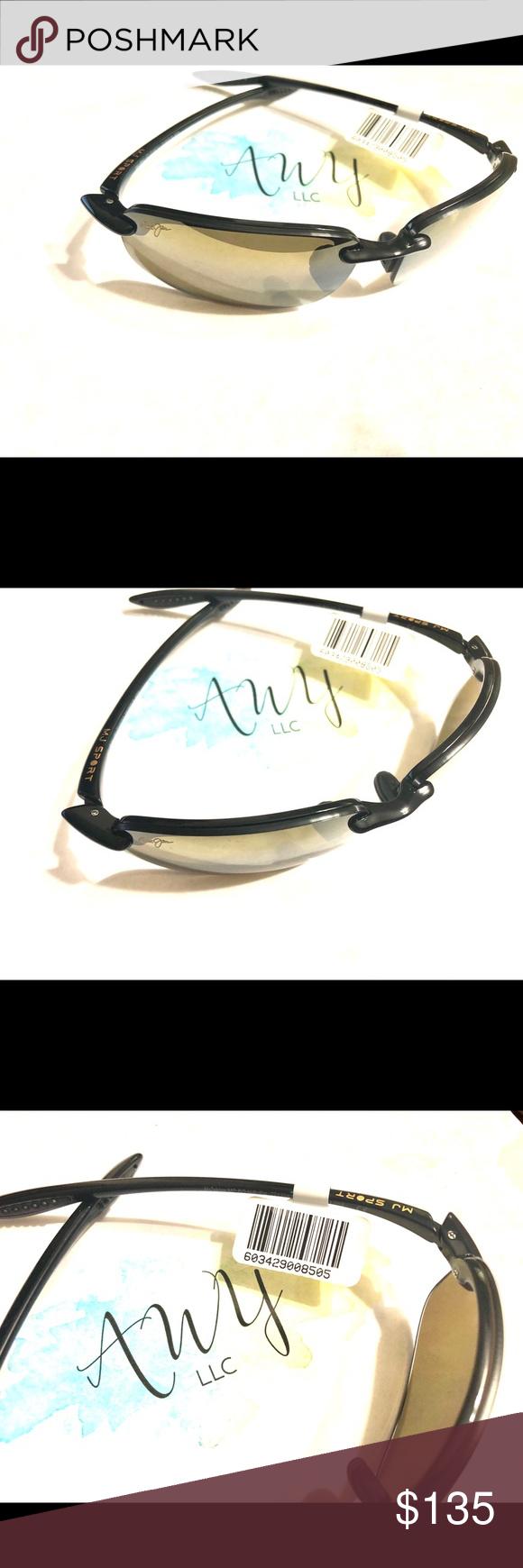 Maui Jim Sunglasses No original box or package, Original