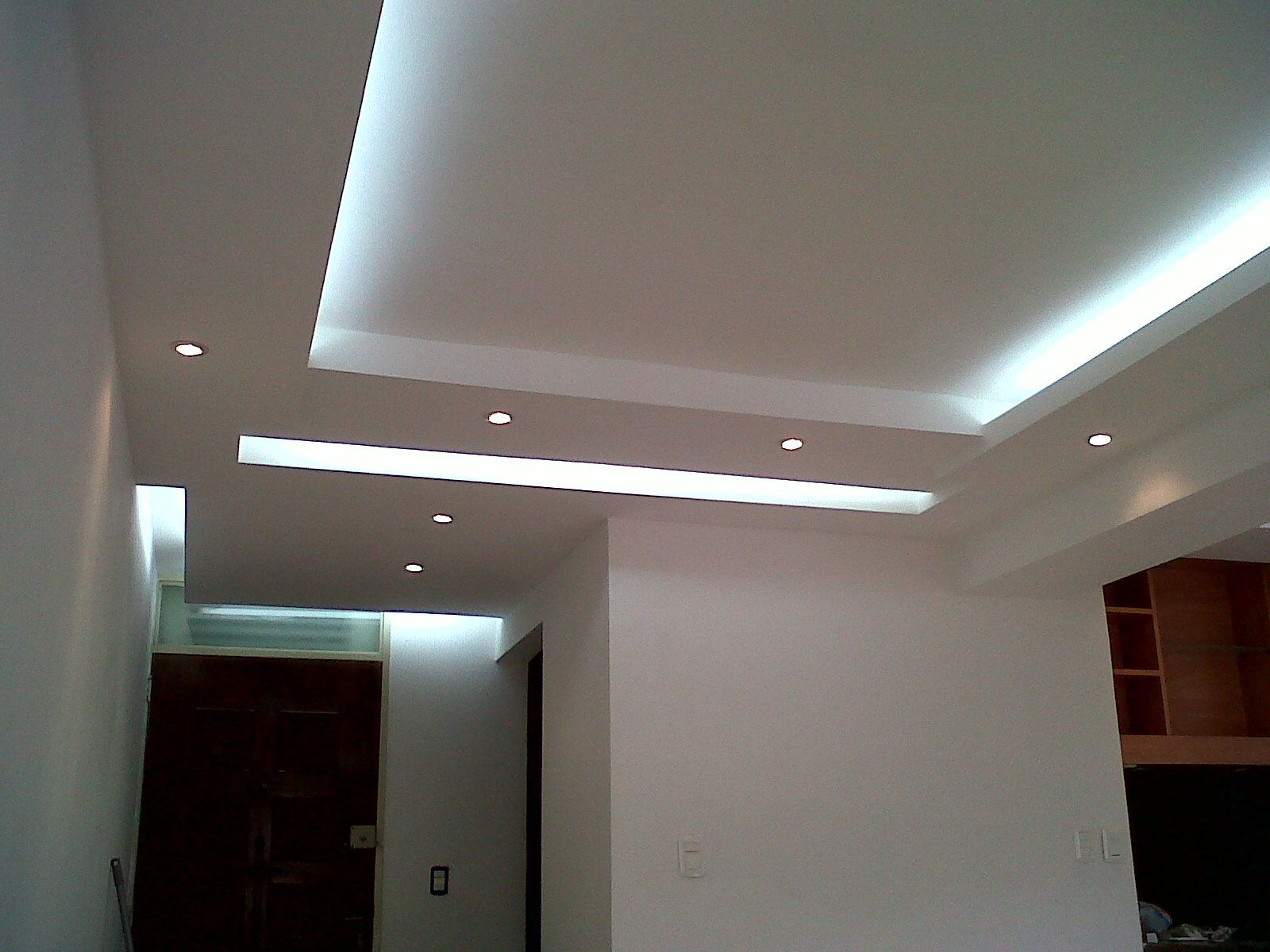 Cenefas Bajas Clinica Dental Ideas Pinterest Cielo ~ Techos Decorativos Para Interiores