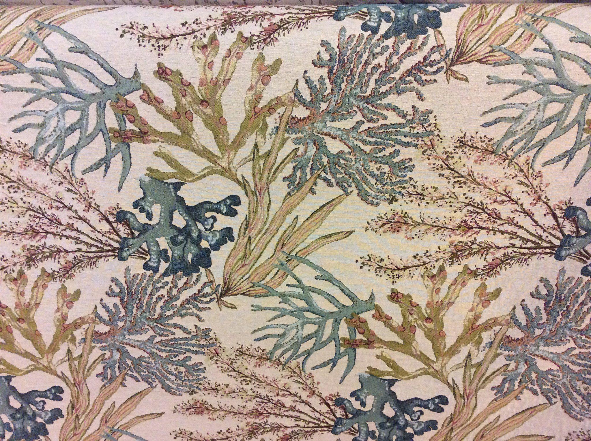 Calcutta Caribbean Decorative Upholstery Fabric Sold By The Yard Upholstery Fabric Fabric Decor Fabric